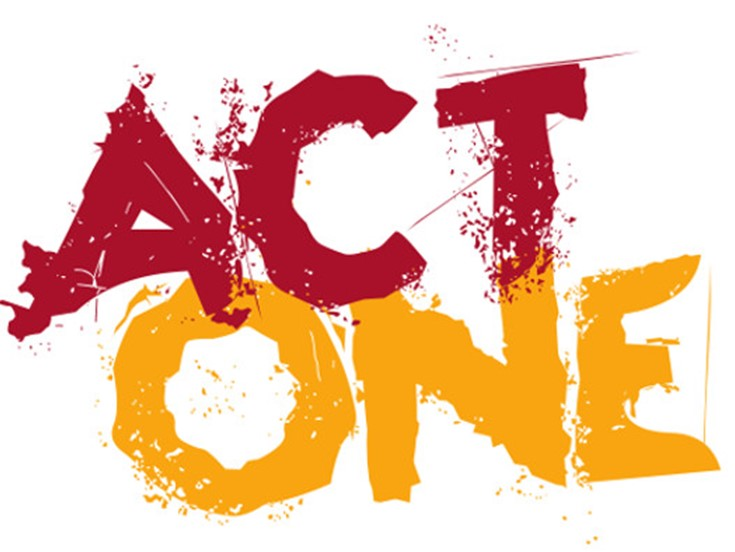 Act One - welcomes new people any time - drop by on Thursdays during term